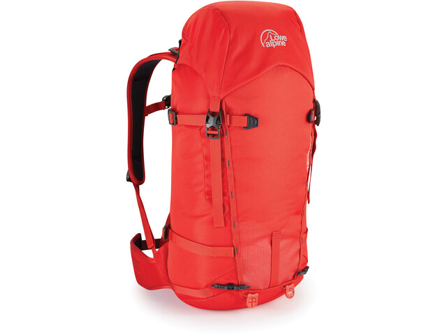 Lowe Alpine Peak Ascent 42 Backpack Herren haute red